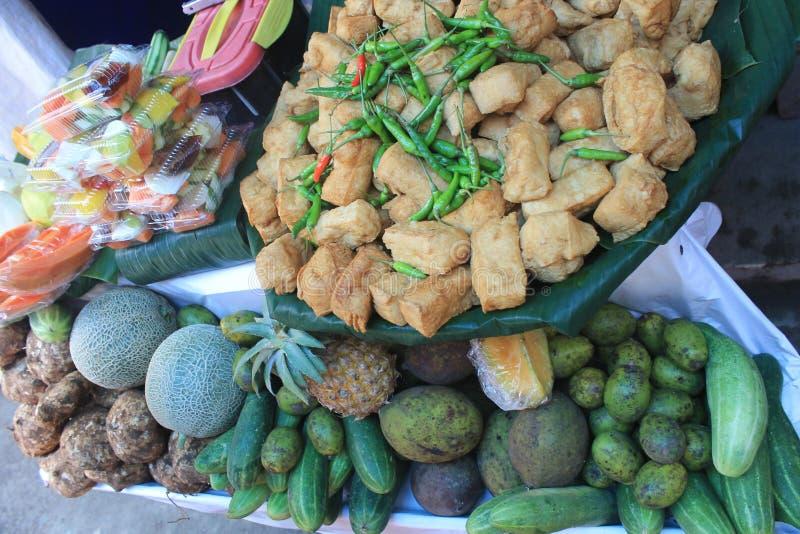 Индонезийская еда стоковые изображения rf