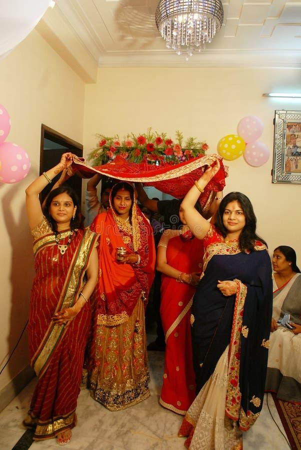индусские ритуалы стоковая фотография