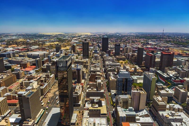Иоганнесбург, Южная Африка стоковые фотографии rf