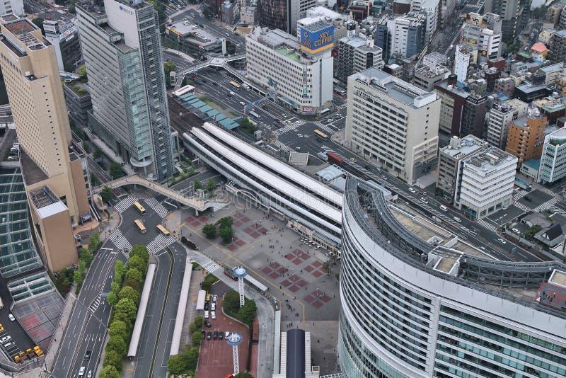 Иокогама стоковое изображение rf