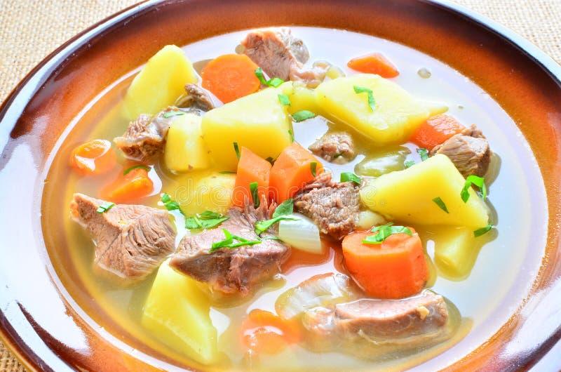 ирландский stew стоковые фотографии rf
