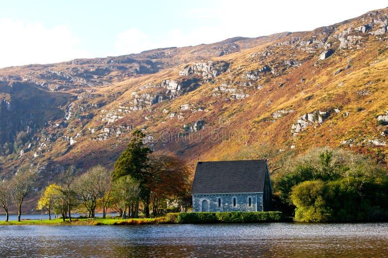 ирландский ландшафт стоковое фото