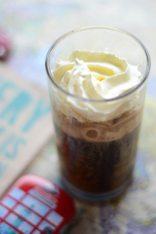 Ирландский кофе стоковые изображения rf