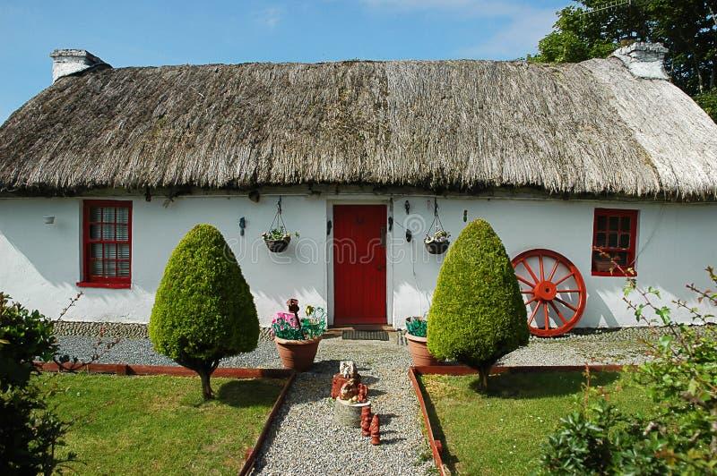 Ирландский дом стоковая фотография