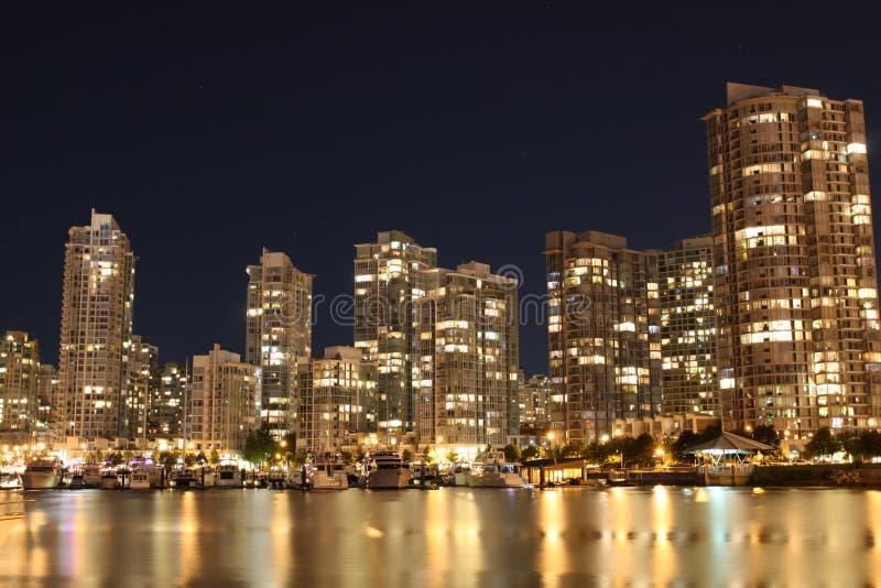 искупанное золото города стоковые фото