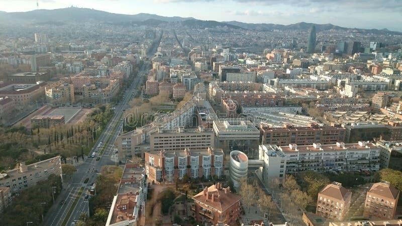 Искусства гостиницы Барселоны стоковая фотография rf