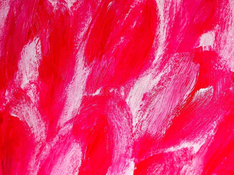Искусства украшают дырочками картину на бумажном acrylic конспекта предпосылки стоковое изображение rf