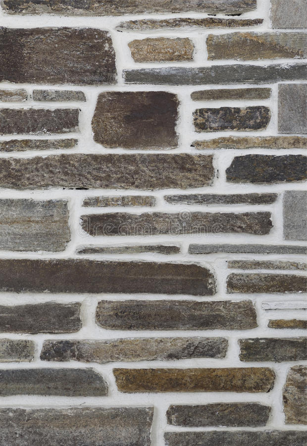 искусственная голубая светлая каменная стена стоковое фото