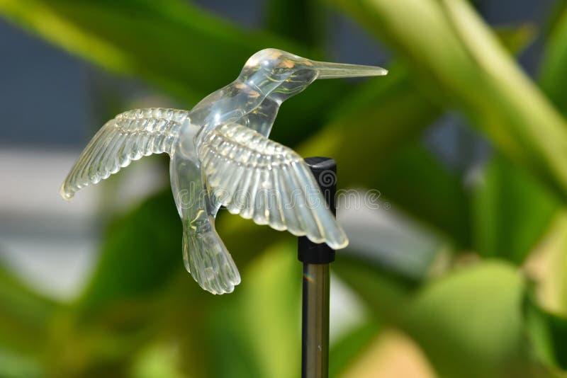 Искусственная птица припевать стоковая фотография