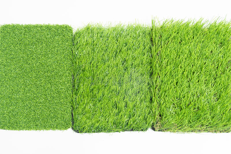 Искусственная текстура травы стоковое изображение