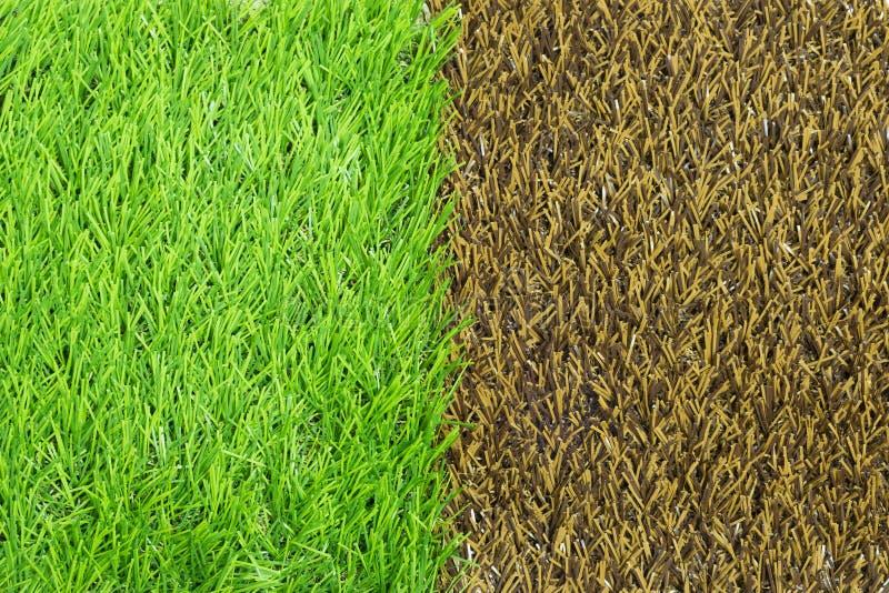 Искусственная текстура травы стоковые фото