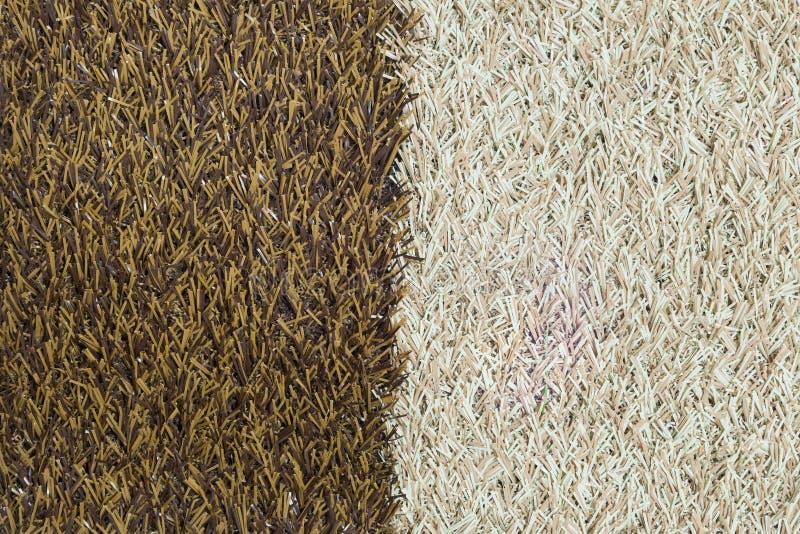 Искусственная текстура травы стоковые изображения rf