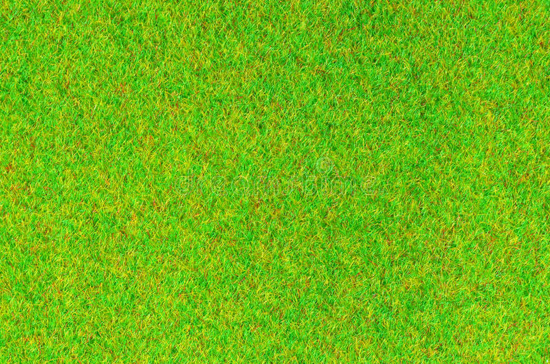 Искусственная фланель дерновины зеленой травы стоковое фото rf