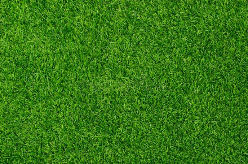 Искусственное поле травы стоковая фотография