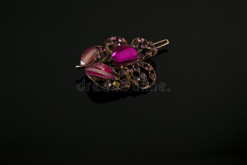 Искусственные красочные ювелирные изделия для женщин стоковое изображение