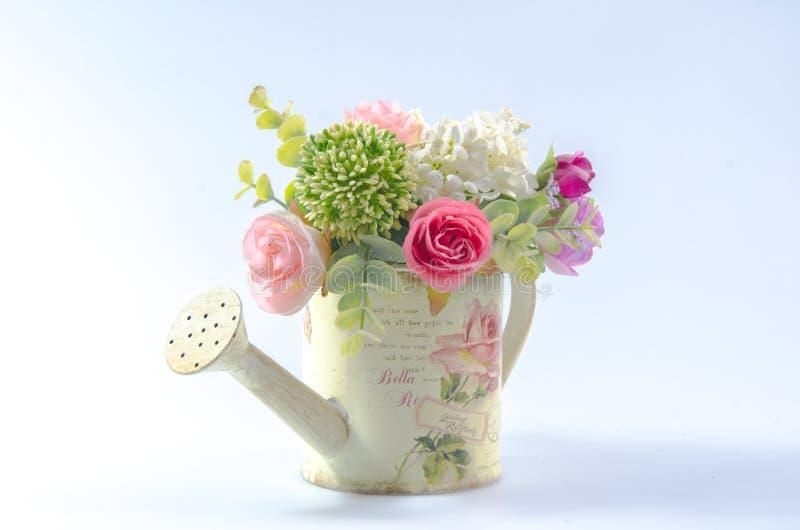 Искусственные цветки стоковые изображения