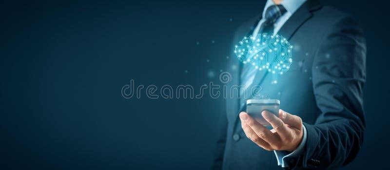 Искусственный интеллект по умному телефону