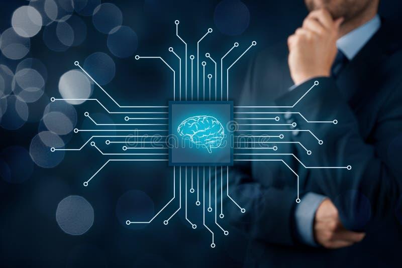 искусственный интеллект стоковые изображения rf