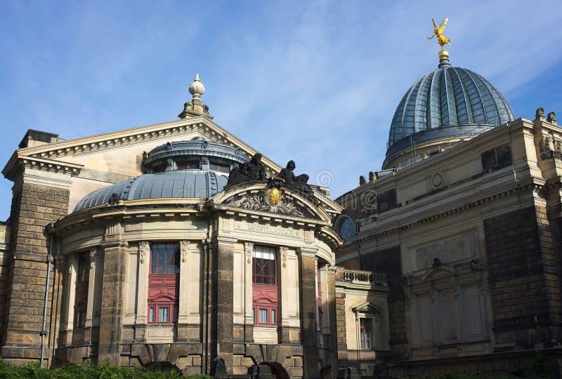Искусство академи-Я-Дрезден стоковые фото