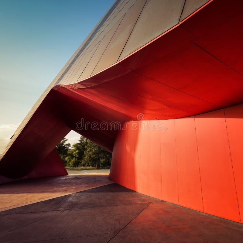 Искусство архитектуры Канберры стоковое фото