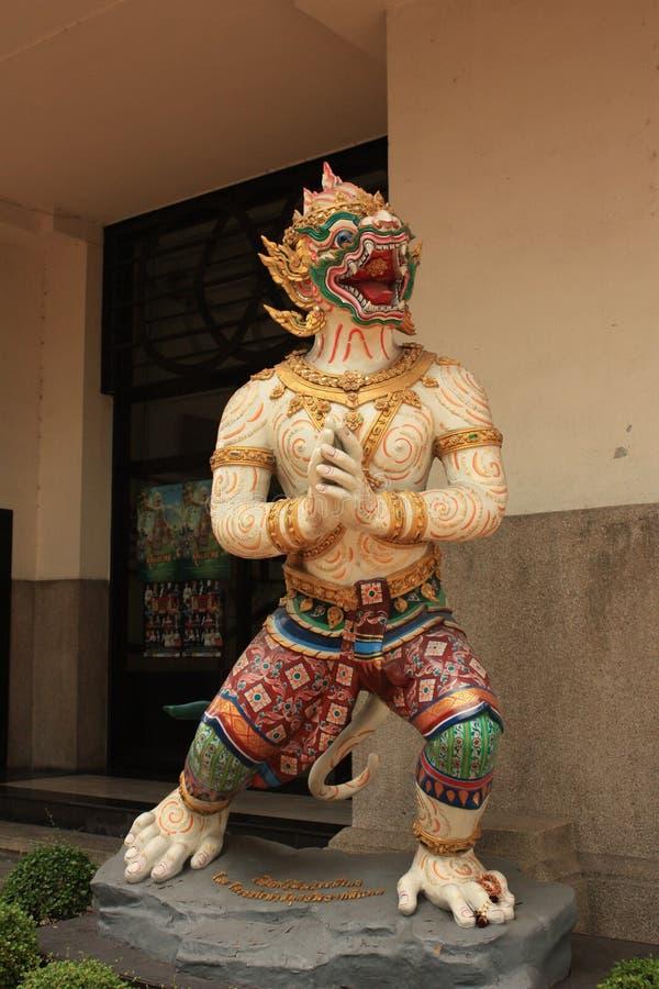 Искусство Бангкока, Таиланда стоковые фото