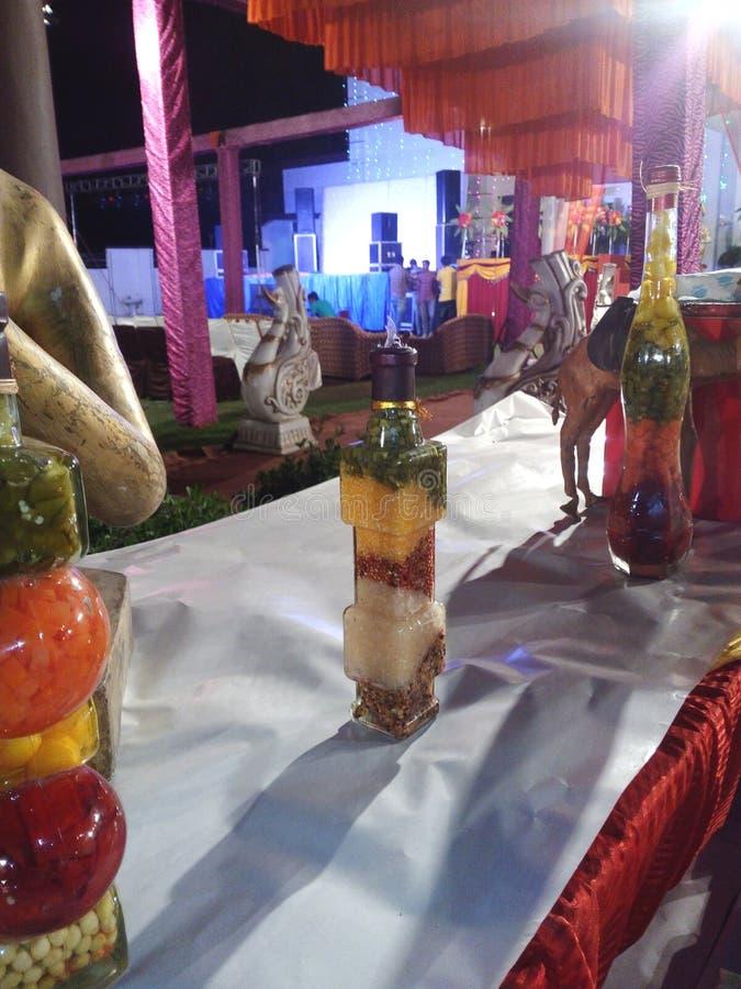 Искусство бутылки стоковые изображения rf