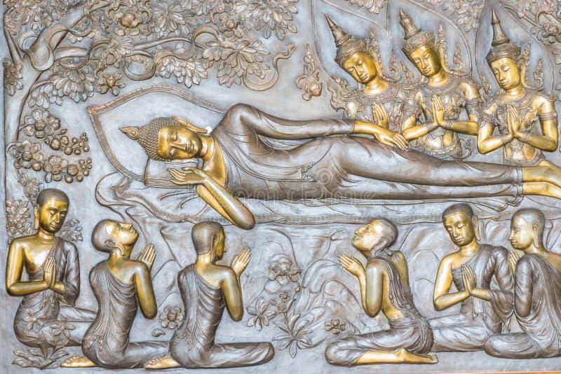 искусство буддизма стоковая фотография rf