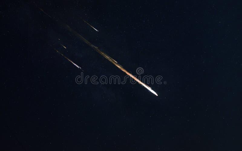 Искусство глубокого космоса Внушительный для обоев и печати Элементы этого изображения поставленные NASA стоковая фотография