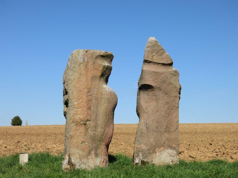 Искусство камня Serie стоковое изображение rf