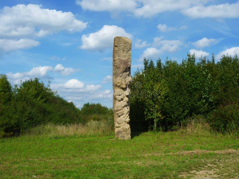 Искусство камня Serie стоковые фото