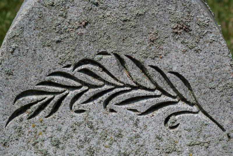Искусство 4373 кладбища стоковое фото rf