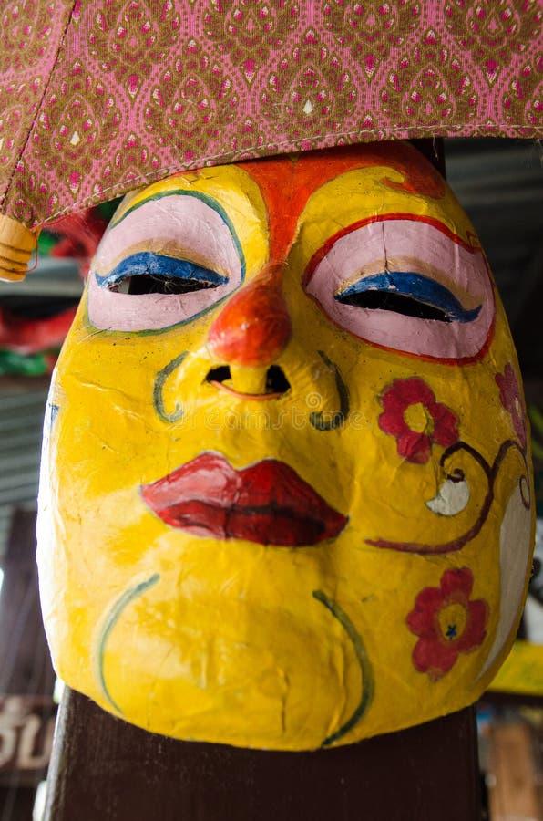 Искусство маски стоковые фото