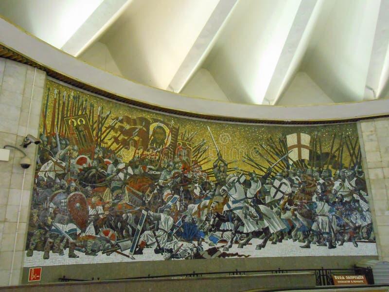 Искусство метро стоковые изображения rf
