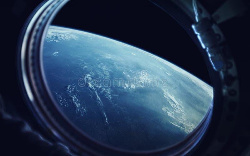 Искусство научной фантастики Красота глубокого космоса Элементы этого изображения поставленные NASA стоковые изображения rf