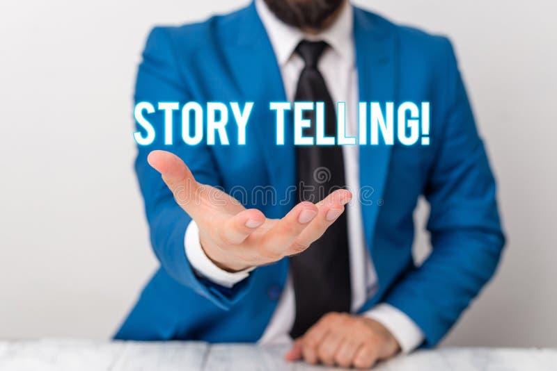 Искусство рассказа показа знака текста Схематическая деятельность при фото писать рассказы для опубликовывать их в общественный ч стоковое изображение rf
