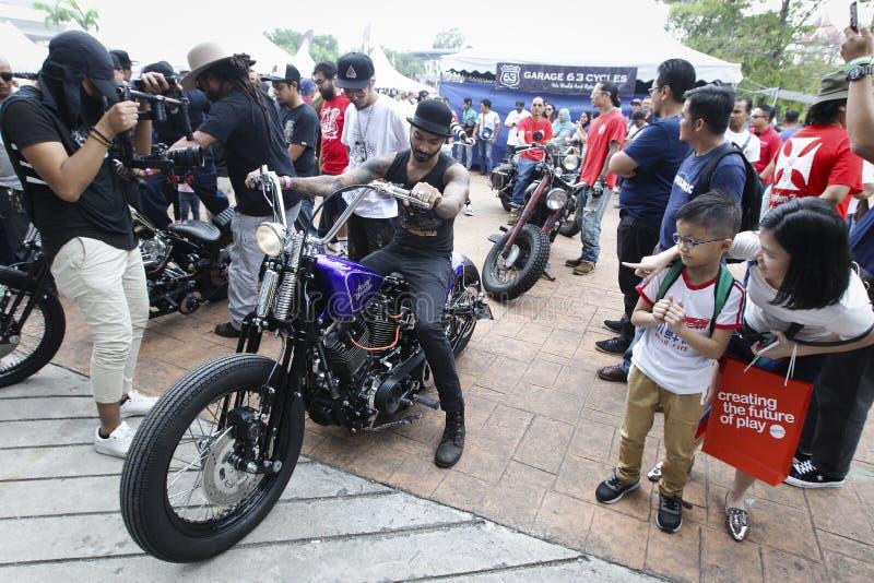 Искусство фестиваля скорости Малайзии стоковые фотографии rf