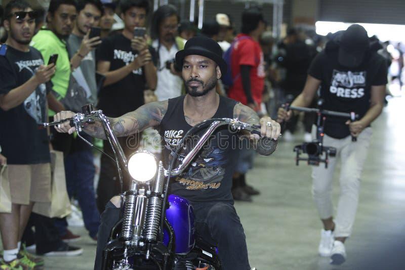 Искусство фестиваля скорости Малайзии стоковое изображение rf