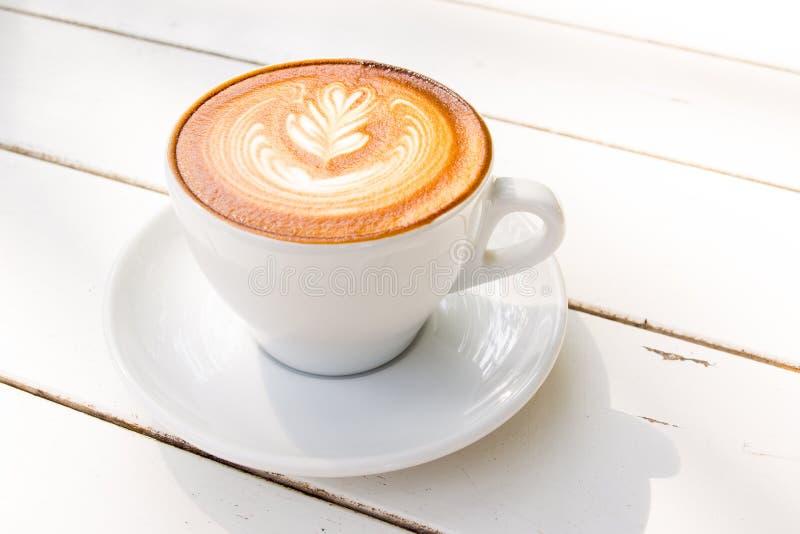 Искусство Latte стоковое фото rf