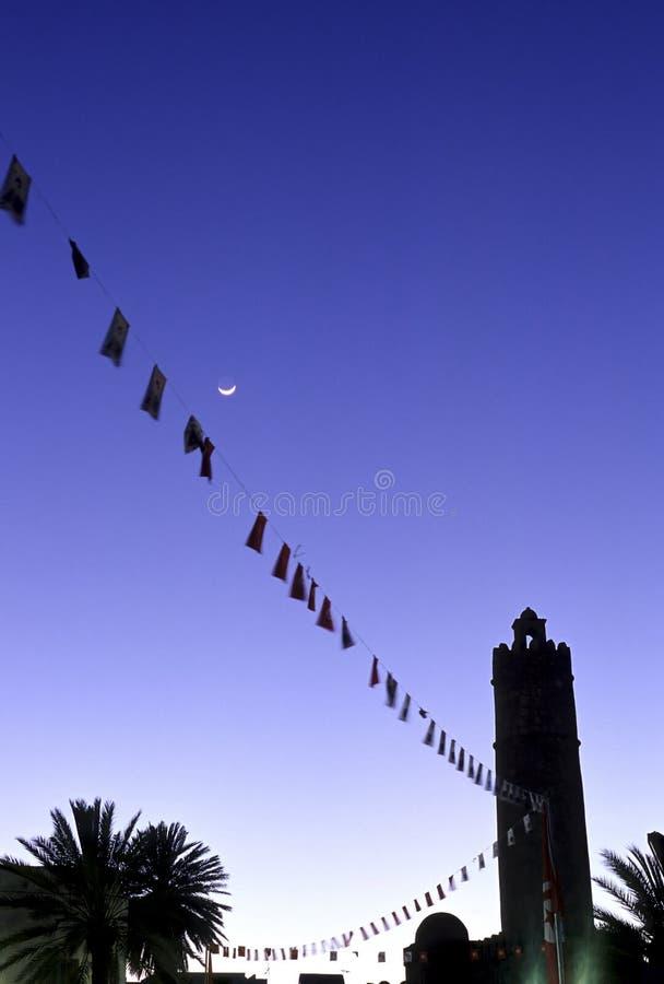 исламская мечеть Тунис стоковое фото rf