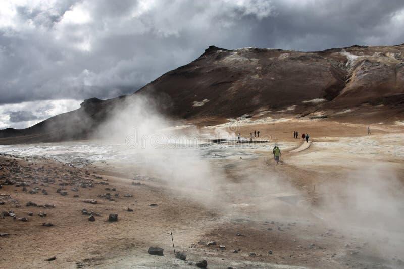 Исландия стоковая фотография rf