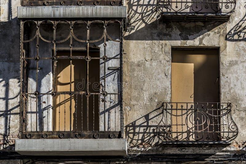 Испания, дом людей стоковые фото