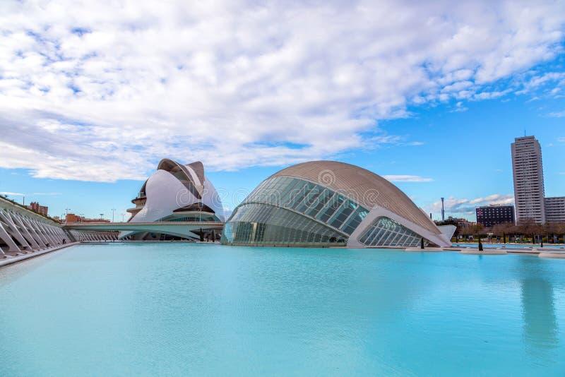 Испания valencia стоковые фотографии rf