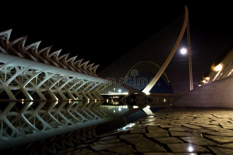 Испания valencia стоковая фотография rf
