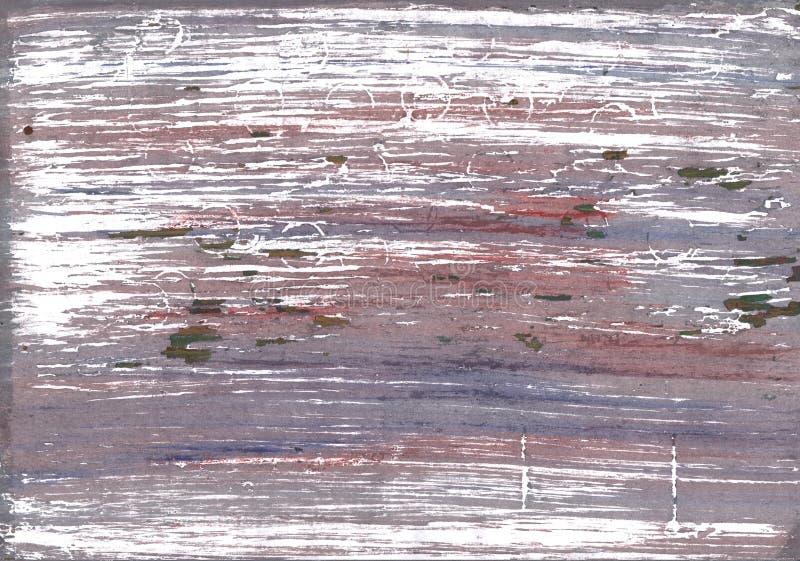 Испанская серая абстрактная предпосылка акварели стоковые фото