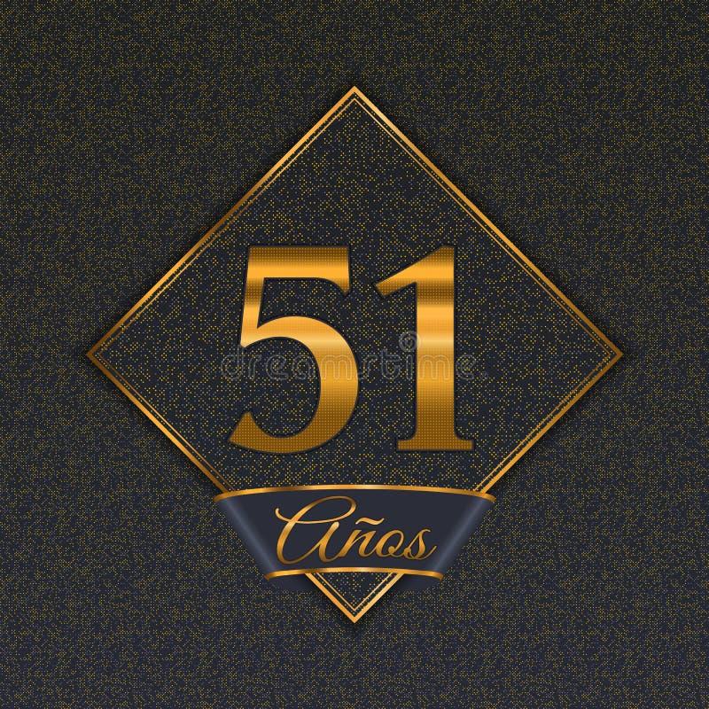 Испанские золотые шаблоны 51 иллюстрация штока
