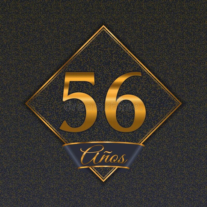 Испанские золотые шаблоны 56 иллюстрация штока