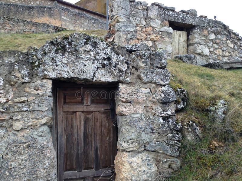 Испанские Bodegas стоковое изображение rf