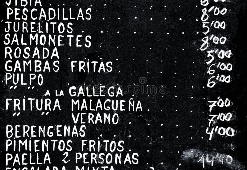 Испанские tapas стоковые фото