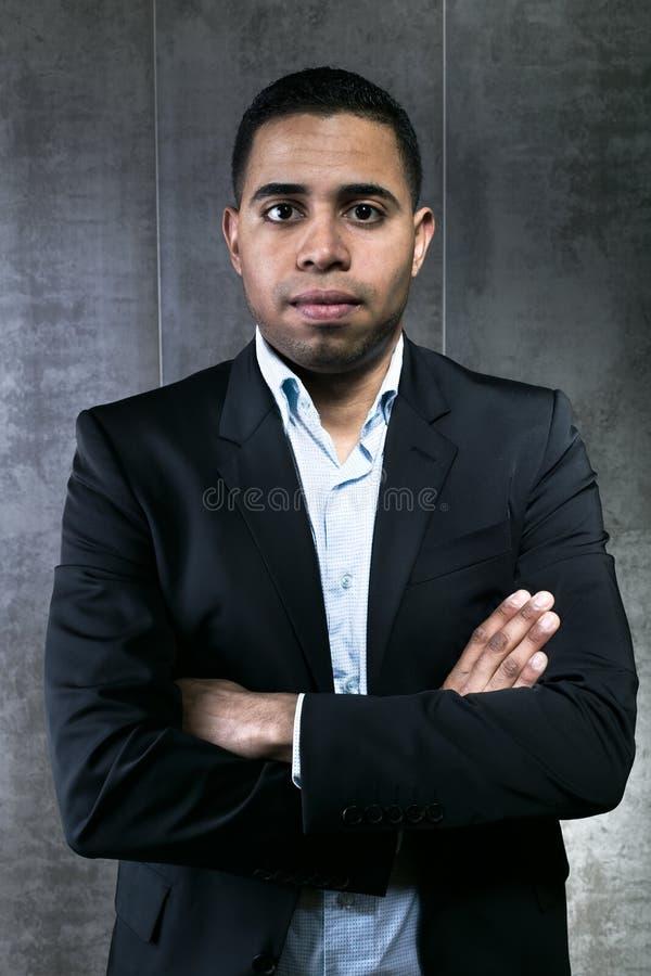 Испанский бизнесмен стоковое изображение rf