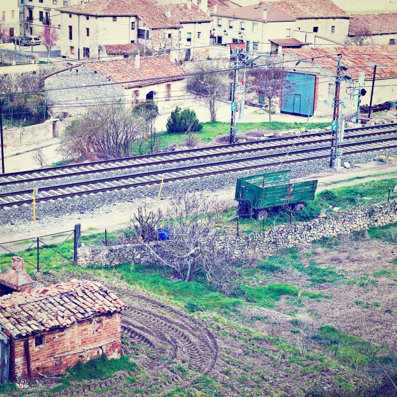 Download Испанский город стоковое фото. изображение насчитывающей крыша - 41658484